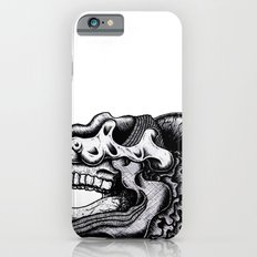 Illustration of a Ghost iPhone 6s Slim Case