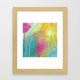Creature Comfort Framed Art Print