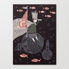 Five Hundred Million Little Bells (3) Canvas Print