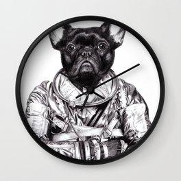 Astro Frog Wall Clock