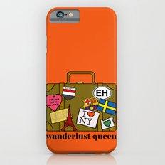Wanderlust Queen iPhone 6s Slim Case