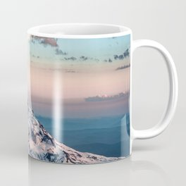 Mountain Sunset - Nature Photography Coffee Mug
