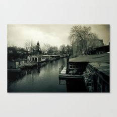 Next View Canvas Print