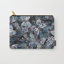 Bohemian Butterflies Carry-All Pouch