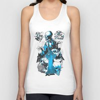 tomb raider Tank Tops featuring Tomb by Tshirt-Factory