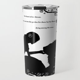 Among the Roses Travel Mug