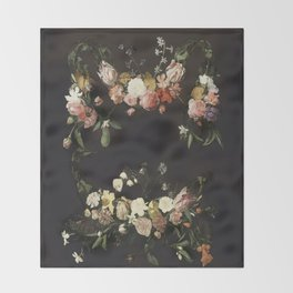 Every hour of the light and dark is a miracle Throw Blanket