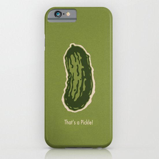That's a Pickle! iPhone & iPod Case