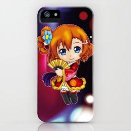 Honoka - Angelic Angel chibi edit. 1 iPhone Case