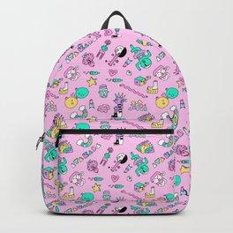 Fiesta rosa Backpack