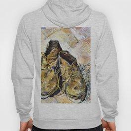 Vincent van Gogh - Shoes - Digital Remastered Edition Hoody