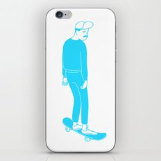 Norm Corps iPhone & iPod Skin
