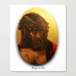 Cristo Canvas Print