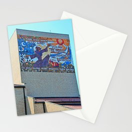 Lourdes University- Canticle of Creation -vertical Stationery Cards