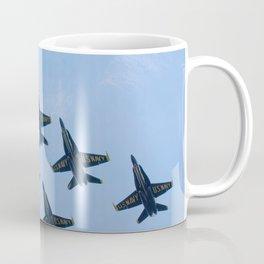 Blue Angels in Seattle Coffee Mug