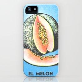 El Melon iPhone Case