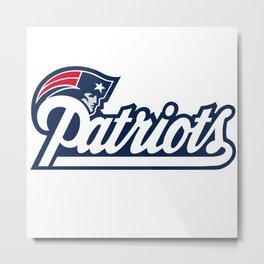 New England Patriotss Metal Print