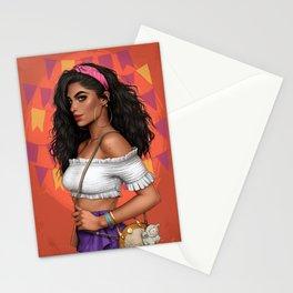 Esmeralda Stationery Cards