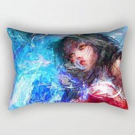 League of Legends - Ahri Rectangular Pillow