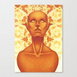 68 Canvas Print