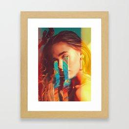 Outpoor Framed Art Print