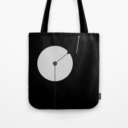 Dandelion at Night Tote Bag