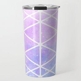 Sacred Geometry (Universal Consciousness) Travel Mug