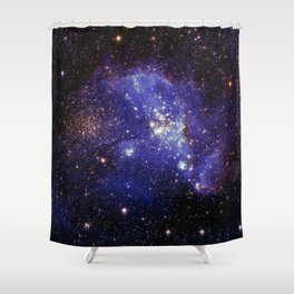 Shining stars Shower Curtain