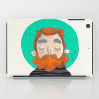 ginger iPad Cases featuring Ginger by caridibuja