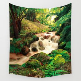 Parque Terra Nostra, Azores Wall Tapestry