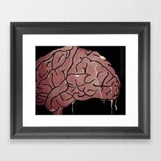 Mind Sex Framed Art Print
