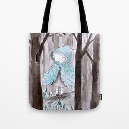Wild girl Tote Bag