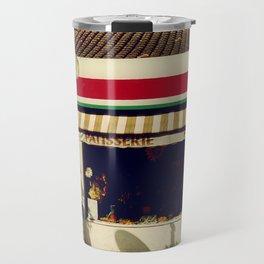 French Village Bakery Travel Mug