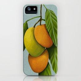 Mangoes iPhone Case