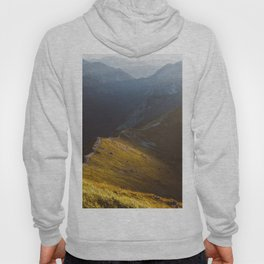 Just go - Landscape and Nature Photography Hoody