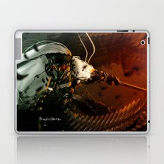 Sephiroth cyber evolution Fan Art Laptop & iPad Skin