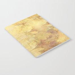 Serenity Prayer Abstract Sunflowers Notebook