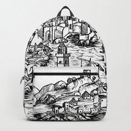 Genova 1490 Backpack