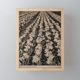 cartaz Britain Framed Mini Art Print