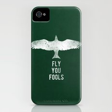 fly you fools iPhone (4, 4s) Slim Case
