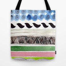 Pattern / Nr. 2 Tote Bag
