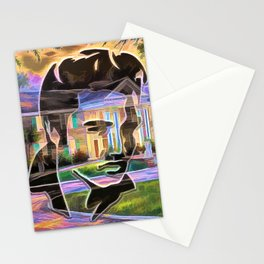 The King at Home Stationery Cards
