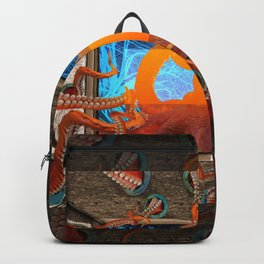 Octopus by GEN Z Backpack