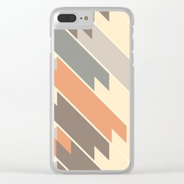 STRPS XVIII Clear iPhone Case
