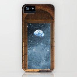 DOOR TO THE UNIVERSE iPhone Case