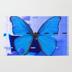 No Way No How < The NO Series (Blue) Rug