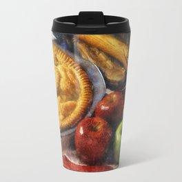 Home Made Apple Pie Travel Mug