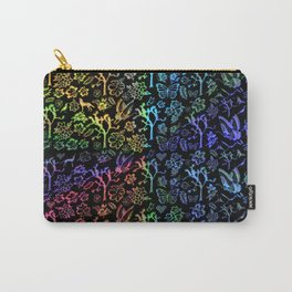 Joshua Tree Arco Iris by CREYES Carry-All Pouch