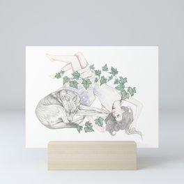 Dreamers Mini Art Print