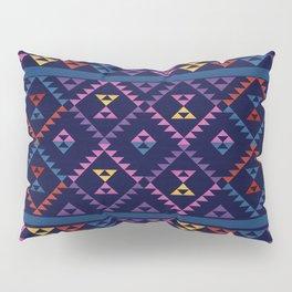 Bohemian Kilim Ethnic Pattern 1 Pillow Sham